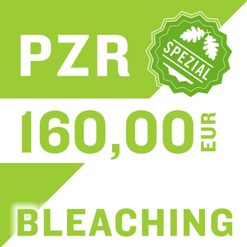 PZR und Bleaching in Wiesbadener Zahnarztpraxis für 160,00 Euro